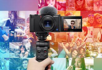 デジタルカメラ「VLOGCAM ZV-1」先行予約受付開始