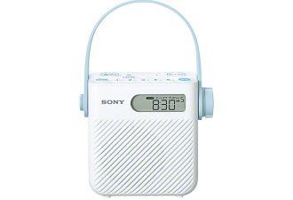 防滴仕様のシャワーラジオ「ICF-S80」が値下げでお買得に